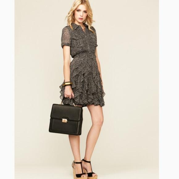 6f354ab9f03b Rachel Zoe Dresses | 100 Silk Joplin Ruffle Dress | Poshmark